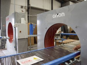 Orion wrapping machinery